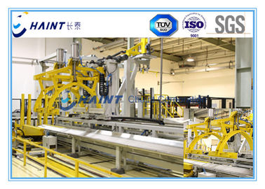China Industrielle Textilrollenverpackungsmaschine, Chaint-Rollenverpackungs-Maschine fournisseur